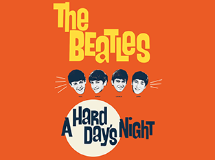 Q-Cinema: The Beatles - A Hard Day's Night (film)