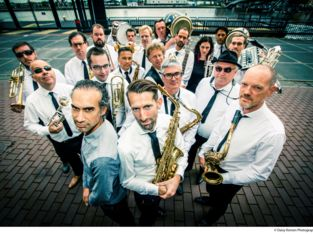 A Tribute to James Brown feat. Jared Grant w/ Amsterdam Funk Orchestra