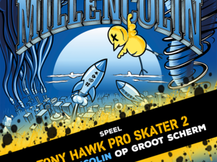 Gamen met Millencolin