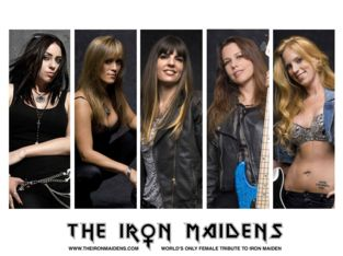 The Iron Maidens (tribute)