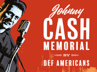 Def Americans - Johnny Cash Memorial Show (tribute)