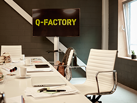 Office space rental at Q-Factory
